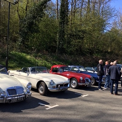 A photo from Shropshire MGs gallery